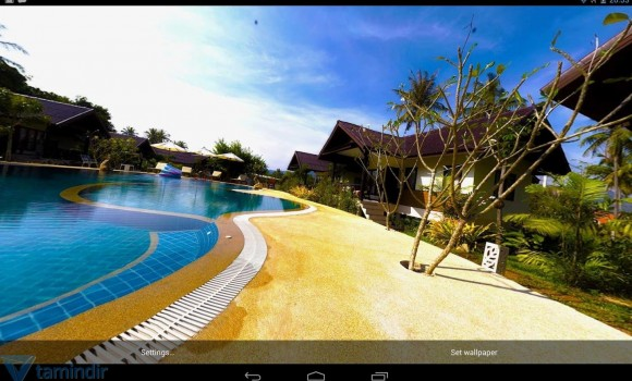 Photosphere HD Live Wallpaper Ekran Görüntüleri - 8