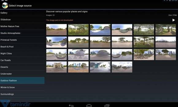 Photosphere HD Live Wallpaper Ekran Görüntüleri - 3