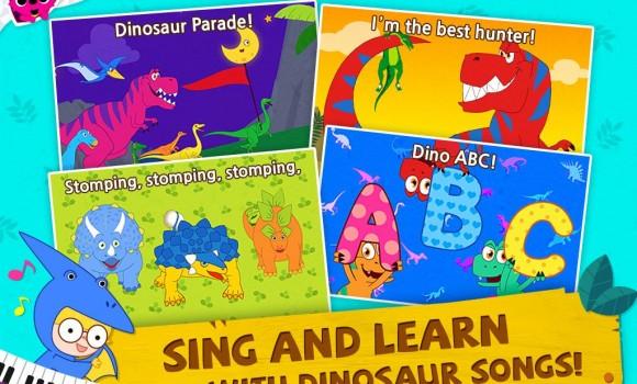 PINKFONG Dino World Ekran Görüntüleri - 7