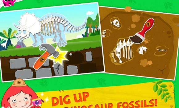 PINKFONG Dino World Ekran Görüntüleri - 6