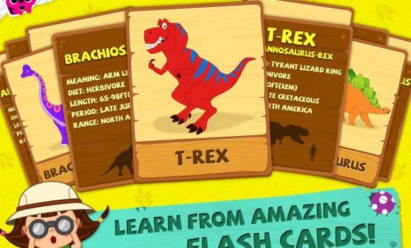 PINKFONG Dino World Ekran Görüntüleri - 4