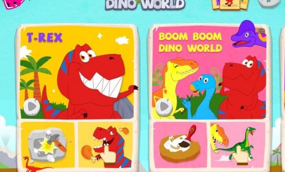 PINKFONG Dino World Ekran Görüntüleri - 3