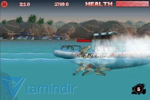 Piranha 3DD: The Game Ekran Görüntüleri - 3