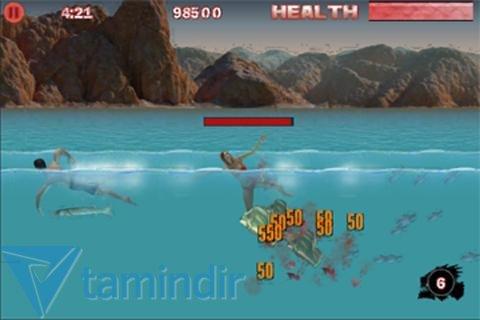 Piranha 3DD: The Game Ekran Görüntüleri - 1