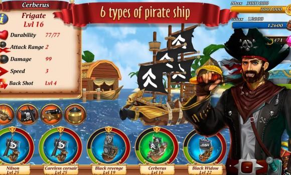 Pirate Battles: Corsairs Bay Ekran Görüntüleri - 4