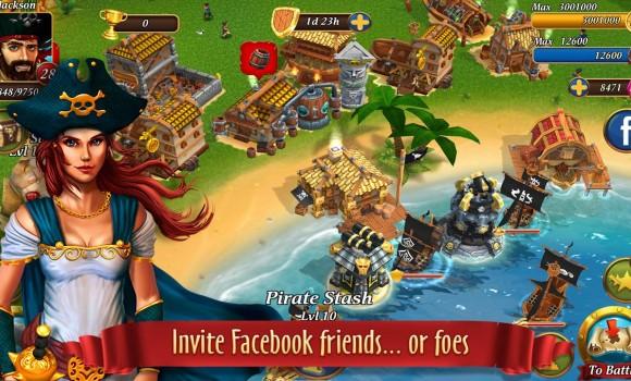 Pirate Battles: Corsairs Bay Ekran Görüntüleri - 5