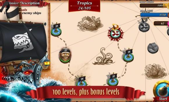 Pirate Battles: Corsairs Bay Ekran Görüntüleri - 1