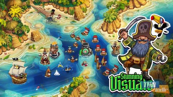 Pirate Legends TD Ekran Görüntüleri - 5