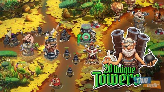 Pirate Legends TD Ekran Görüntüleri - 4