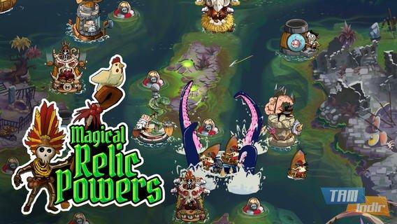 Pirate Legends TD Ekran Görüntüleri - 3