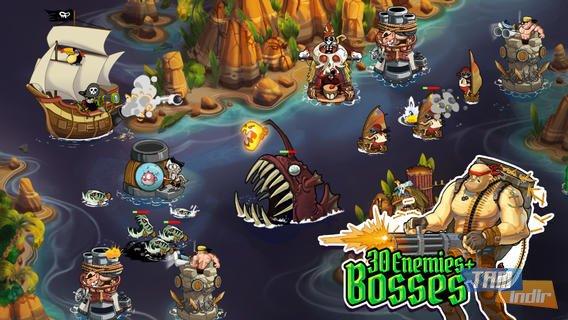 Pirate Legends TD Ekran Görüntüleri - 2