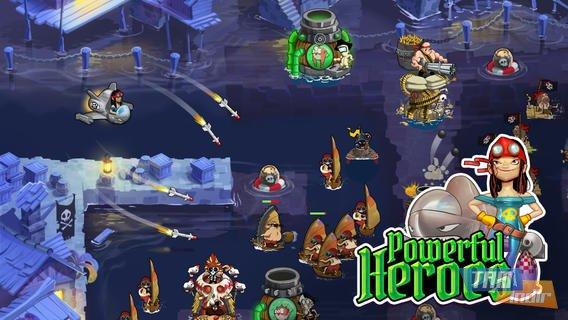 Pirate Legends TD Ekran Görüntüleri - 1