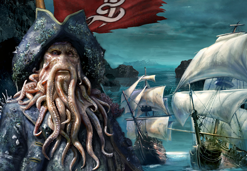 Pirates of the Caribbean : Tides of War Ekran Görüntüleri - 2