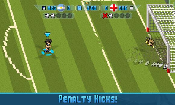 Pixel Cup Soccer 16 Ekran Görüntüleri - 4