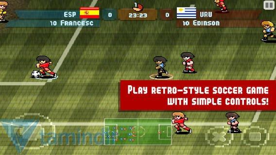 Pixel Cup Soccer Ekran Görüntüleri - 5
