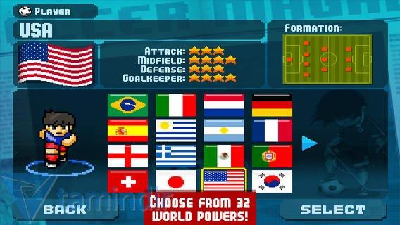 Pixel Cup Soccer Ekran Görüntüleri - 4