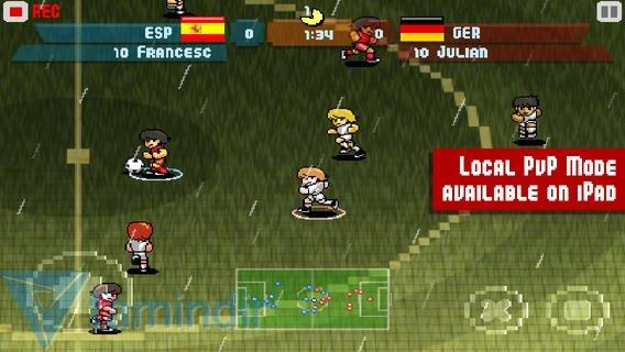 Pixel Cup Soccer Ekran Görüntüleri - 3