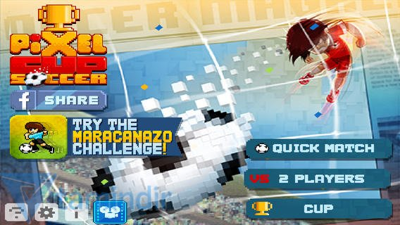 Pixel Cup Soccer Ekran Görüntüleri - 2