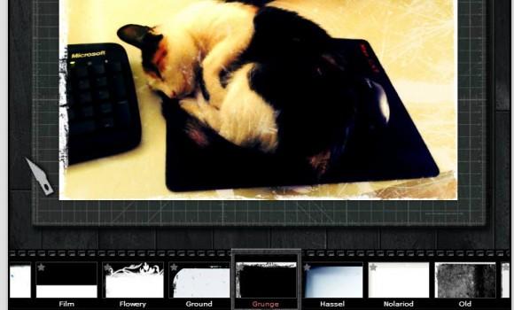 Pixlr-o-matic Ekran Görüntüleri - 4