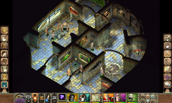 Planescape: Torment: Enhanced Edition Ekran Görüntüleri - 3