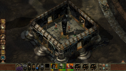Planescape: Torment: Enhanced Edition Ekran Görüntüleri - 1