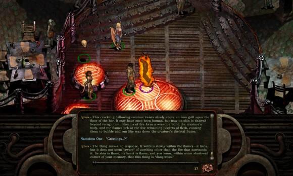 Planescape: Torment: Enhanced Edition Ekran Görüntüleri - 7