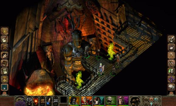 Planescape: Torment: Enhanced Edition Ekran Görüntüleri - 4