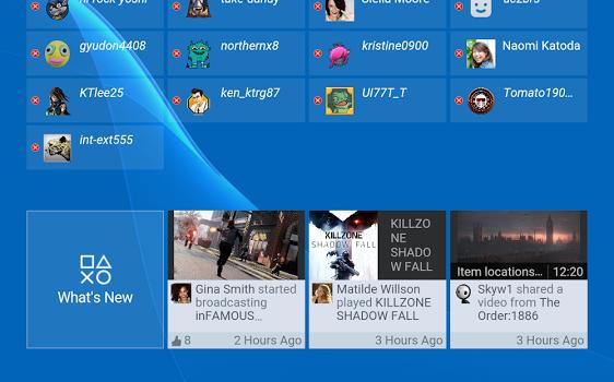 PlayStation App Ekran Görüntüleri - 1