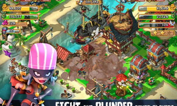 Plunder Pirates Ekran Görüntüleri - 5