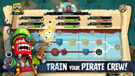 Plunder Pirates Ekran Görüntüleri - 1