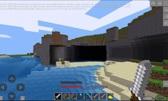 Pocket Edition World Craft 3D Ekran Görüntüleri - 1