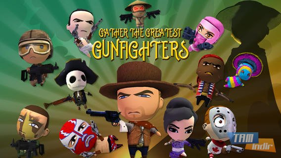 Pocket Gunfighters Ekran Görüntüleri - 1
