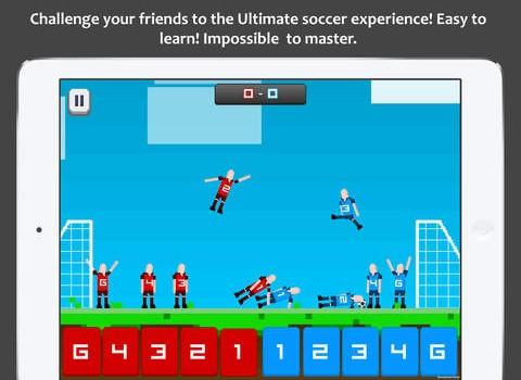 Pocket Soccer Ekran Görüntüleri - 3