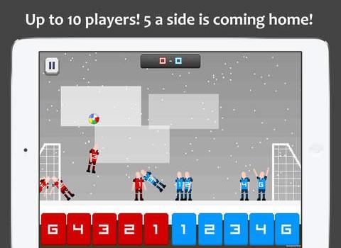 Pocket Soccer Ekran Görüntüleri - 2