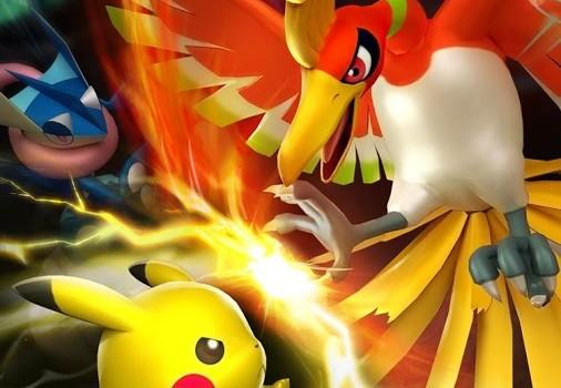 Pokemon Duel Ekran Görüntüleri - 5