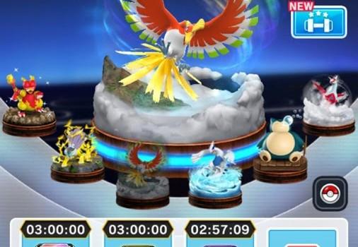 Pokemon Duel Ekran Görüntüleri - 1