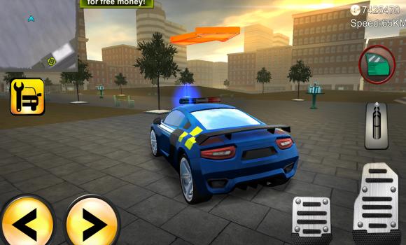 Police Agent vs Mafia Driver Ekran Görüntüleri - 4