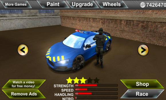 Police Agent vs Mafia Driver Ekran Görüntüleri - 2