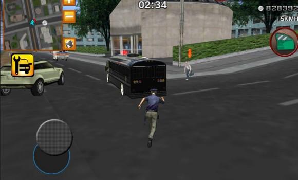 Police Bus Prison Transport 3D Ekran Görüntüleri - 5