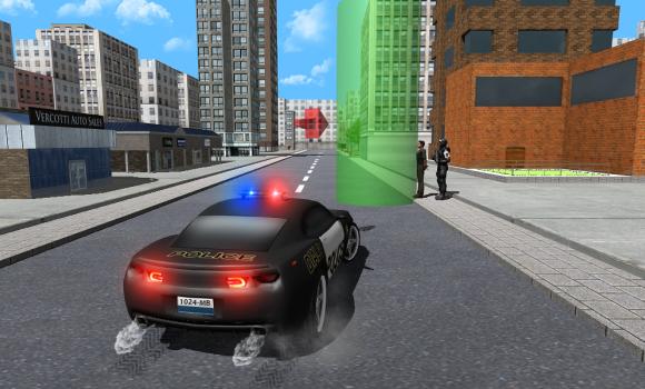 Police Car Driver City Ekran Görüntüleri - 3