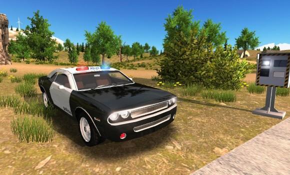 Police Car Driving Offroad Ekran Görüntüleri - 4