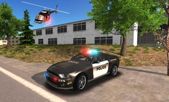 Police Car Driving Offroad Ekran Görüntüleri - 1