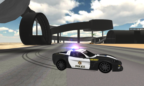 Police Car Driving Simulator Ekran Görüntüleri - 7
