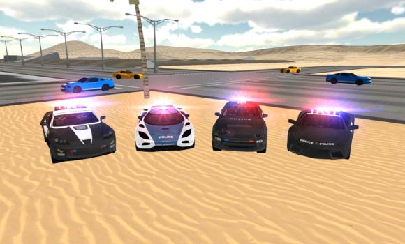 Police Car Driving Simulator Ekran Görüntüleri - 6