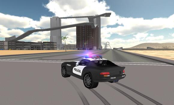 Police Car Driving Simulator Ekran Görüntüleri - 4
