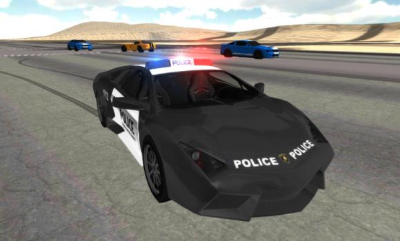 Police Car Driving Simulator Ekran Görüntüleri - 2