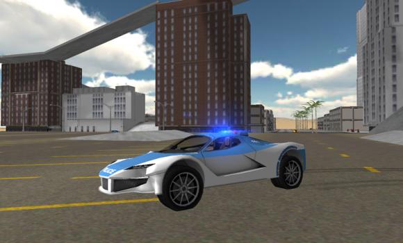 Police Car Driving Simulator Ekran Görüntüleri - 1