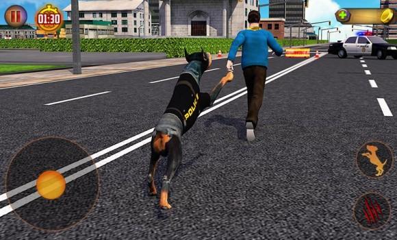 Police Dog Simulator 3D Ekran Görüntüleri - 5
