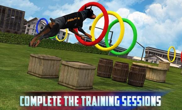 Police Dog Simulator 3D Ekran Görüntüleri - 4