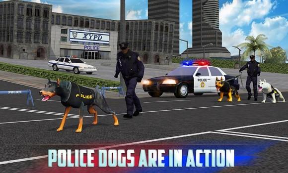 Police Dog Simulator 3D Ekran Görüntüleri - 1